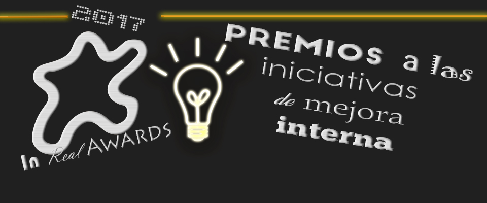Concurso In Real Awards - Capacidad Emprendedora Interna-
